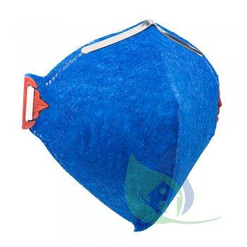 Respirador Sem Válvula Descarável - Semi Facial PFF1 - DELTA