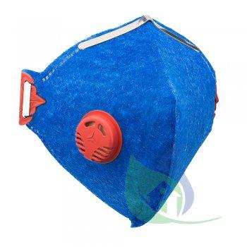 Respiratório Com Válvula Descartável - Semi Fácil PFF1 - DELTA