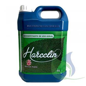 Desinfetante Harcclin Flores de Azaléia 5 Litros