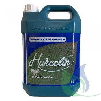 Desinfetante Harcclin Lavanda de Orquidea 5 Litros
