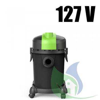 Aspirador De Pó e Líquidos ECOCLEAN 127V - IPC