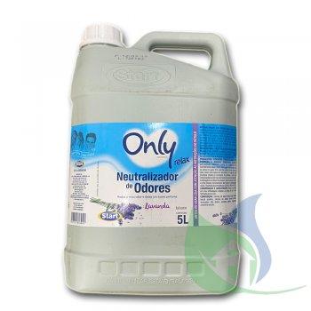Neutraliza Odores Only Relax 5L Lavanda - Start