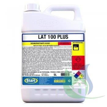 LAT 100 PLUS Desincrustante Ácido 5L Qualimilk - Start