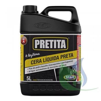 Pretita 5L Cera Líquida - Start