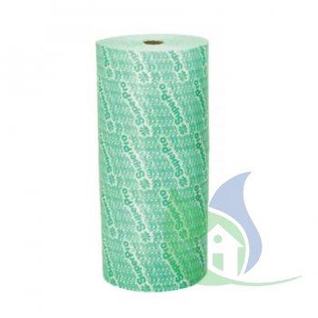 Rolo de Tecido Não Tecido (TNT) verde - 30mx0,30m - SuperPro