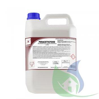 PERACETICFOOD - Desinfetante - Galão 5L - SPARTAN