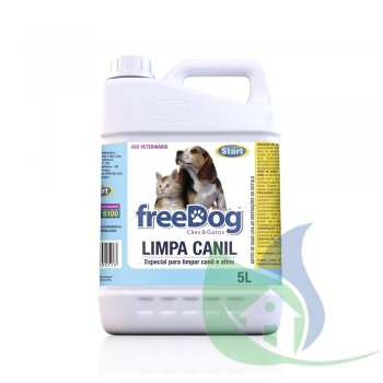 Limpa Canil Dog - Galão 5L - START