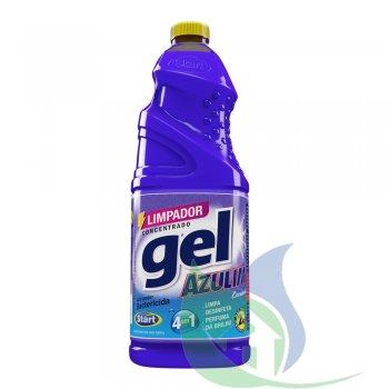 Limpador Desinfetante Gel 2Kg Lavanda - START