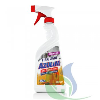 Tira Limo C/ Cloro Ativo Spray AZULIM 500ml - START