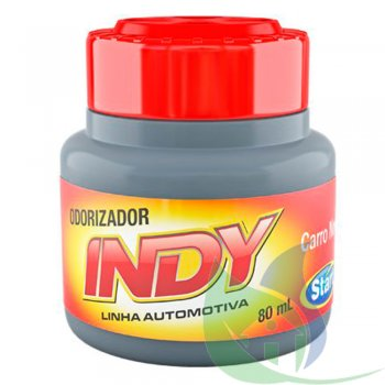 INDY ODORIZADOR CARRO NOVO 80ML - START