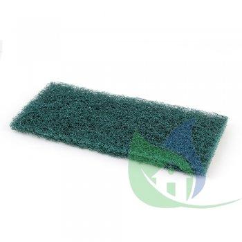 Fibra de limpeza pesada verde - SuperPro