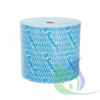 Rolo Tecido não tecido (TNT) Azul 300mX0,3M - SuperPro