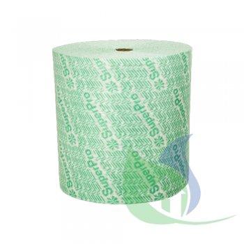 Rolo Tecido Não Tecido (TNT) verde 300mX0,3M - SuperPro
