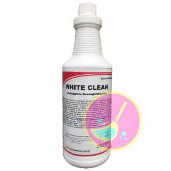 WHITE CLEAN - Detergente Desengordurante 1L - SPARTAN