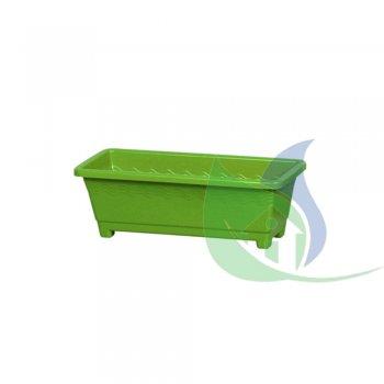 Floreira Grande Verde 9,5L - PLASNEW