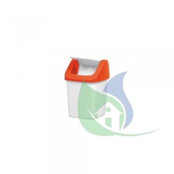 Lixeira Basculante 4L Color - PLASNEW