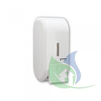 Dispenser Urban Compacta P/ Sabonete Espuma Branco - PREMISSE