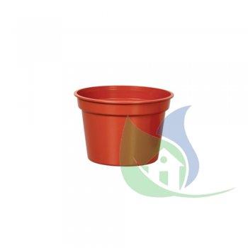 Vaso Redondo Pequeno Cerâmico 5,5L - PLASNEW