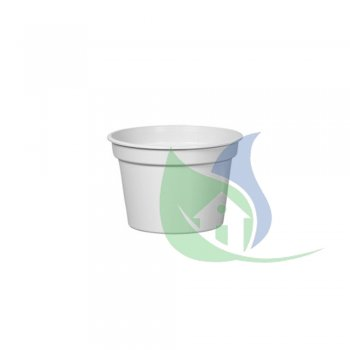 Vaso Redondo Pequeno Marmorizado 5,5L - PLASNEW