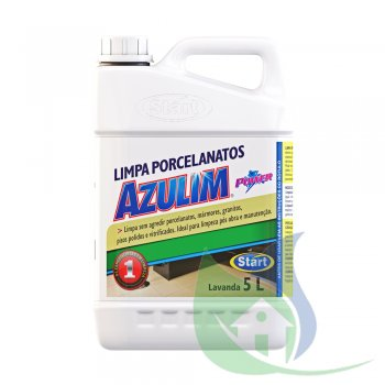 AZULIM POWER PORCELANATO 5 LITROS LAVANDA - START
