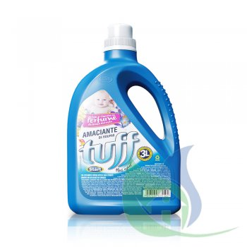 Amaciante Tuff Plus Azul 3 Litros - START