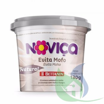 EVITA MOFO NOVIÇA 130G NATURAL- BETTANIN