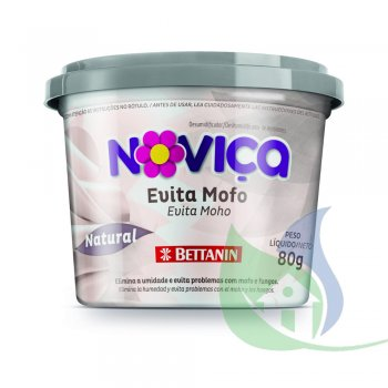 Evita Mofo NOVIÇA 80g Natural - BETTANIN