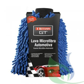 Luva Automotiva microfibra GT - BETTANIN