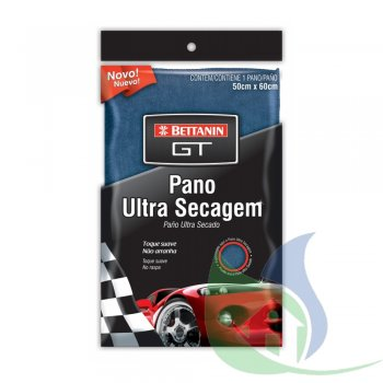 PANO ULTRA SECAGEM MICROFIBRA GT - BETTANIN