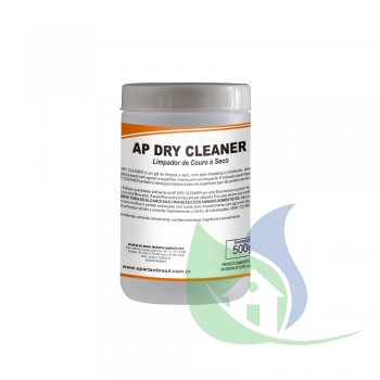 Ap Dry Cleaner - Gel Limpadora a Seco De Couros 500GR - SPARTAN