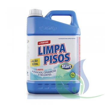 LIMPA PISOS 5 LITROS PRONTO P/ USO - START