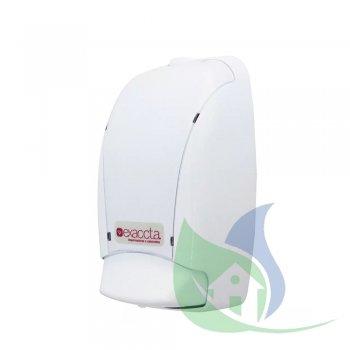 Dispenser Sabonete Cremoso C/ Reservatório Branco - EXACCTA