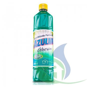 Desinfetante AZULIM 500ml Alecrim - START