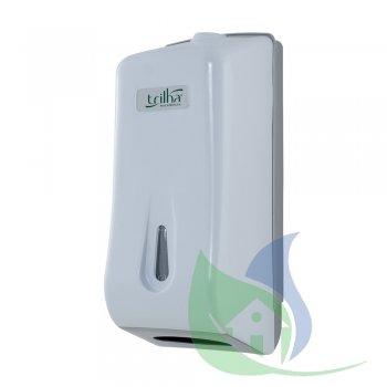 Dispenser Papel Higiênico Cai Cai Branco - TRILHA