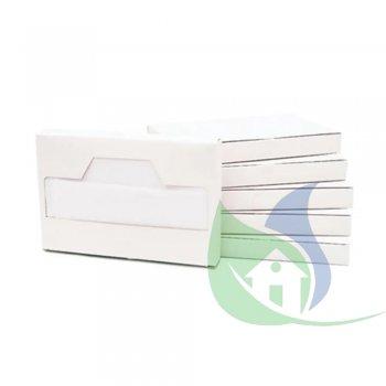 Refil Forro Assento Sanitário Cx C/40 Un. - TRILHA