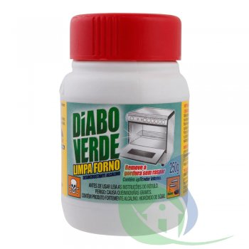 Diabo Verde Limpa Forno 250G - NOBEL