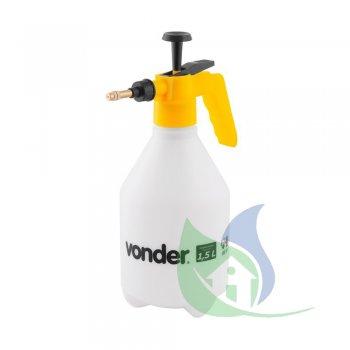 Pulverizador 1,5L Com Pressurização - VONDER
