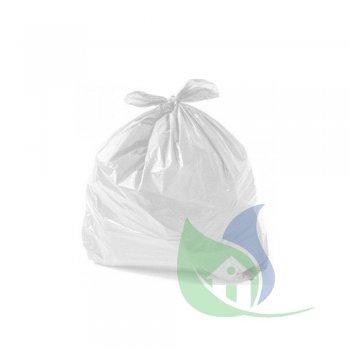 Sacos para Lixo Branco 200L P55 Pacote Com 35 Un - ROGEVA